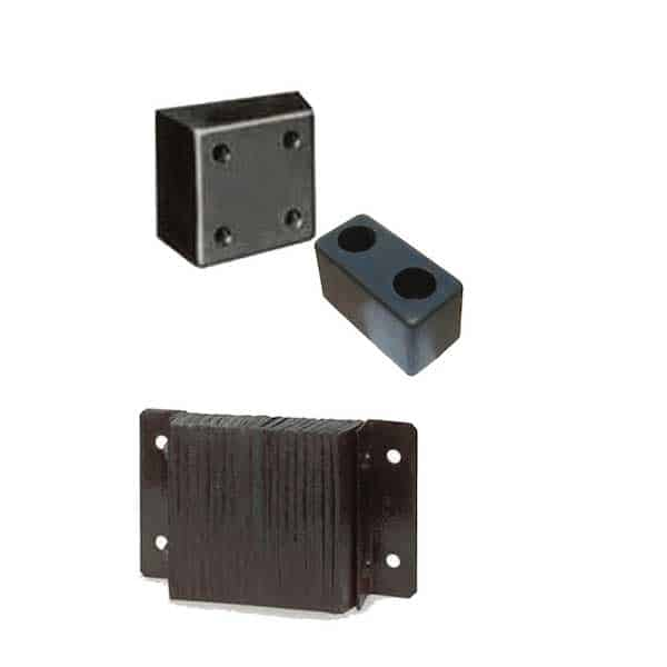 Pioneer Molded Laminated Loading Dock Bumpers