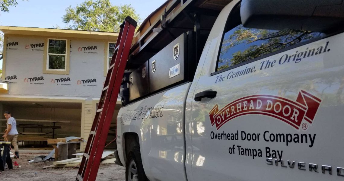 Overhead Door Garage Door Installation Tampa FL