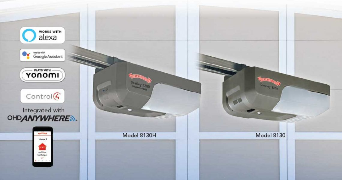 overhead door new garage door openers