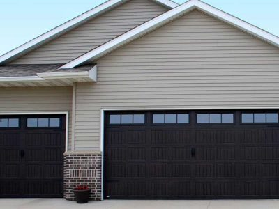 thermacore insulated garage door